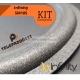 INFINITY SM105 KIT Sospensioni di riparazione per woofer in foam bordo e colla SM-105 SM 105