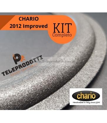 CHARIO 2012 Improved Sospensioni di riparazione per woofer in foam bordo e colla