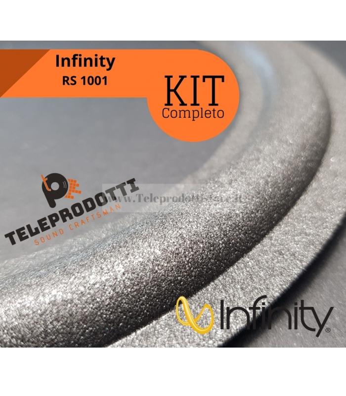 INFINITY RS1001 KIT Sospensioni di riparazione per woofer midrange in foam bordo e colla RS 1001