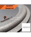 """ADVENT A4 Sospensione di ricambio per woofer in foam bordo 10"""" Advent model A 4"""