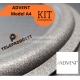 ADVENT MODEL A4 KIT Sospensioni di riparazione per woofer in foam bordo e colla A 4