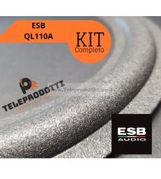 ESB QL110A Sospensioni di riparazione per woofer midrange in foam bordo e colla QL 110A