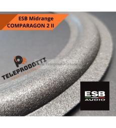 ESB Comparagon 2 II Sospensione di ricambio per midrange in foam bordo 10 cm.