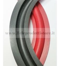 CERWIN VEGA RE-30 Sospensione di ricambio per woofer in foam rosso bordo RE30 RE 30