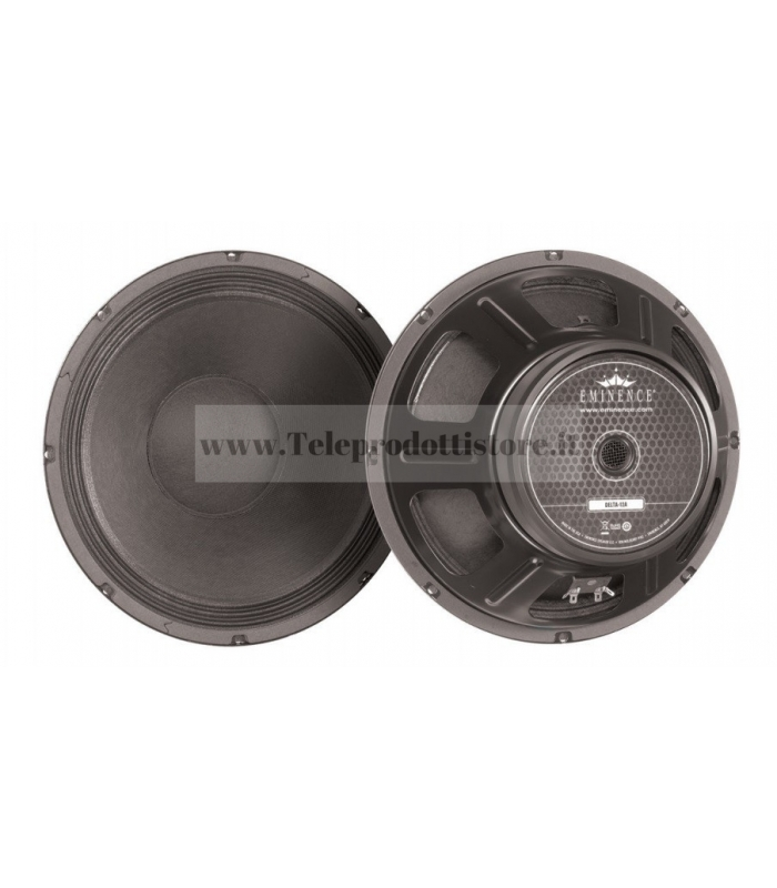 "DELTA 12A EMINENCE woofer american standard series DELTA 12 A 12A 32cm. 12"""